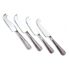 Vintage Set of 4 Mini Cheese Knives