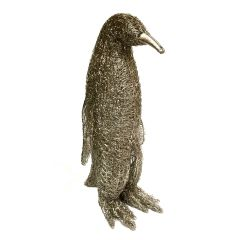 NEW! Small LED Wire Standing Penguin
