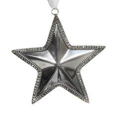 Large Bling Star Hanging Decoration