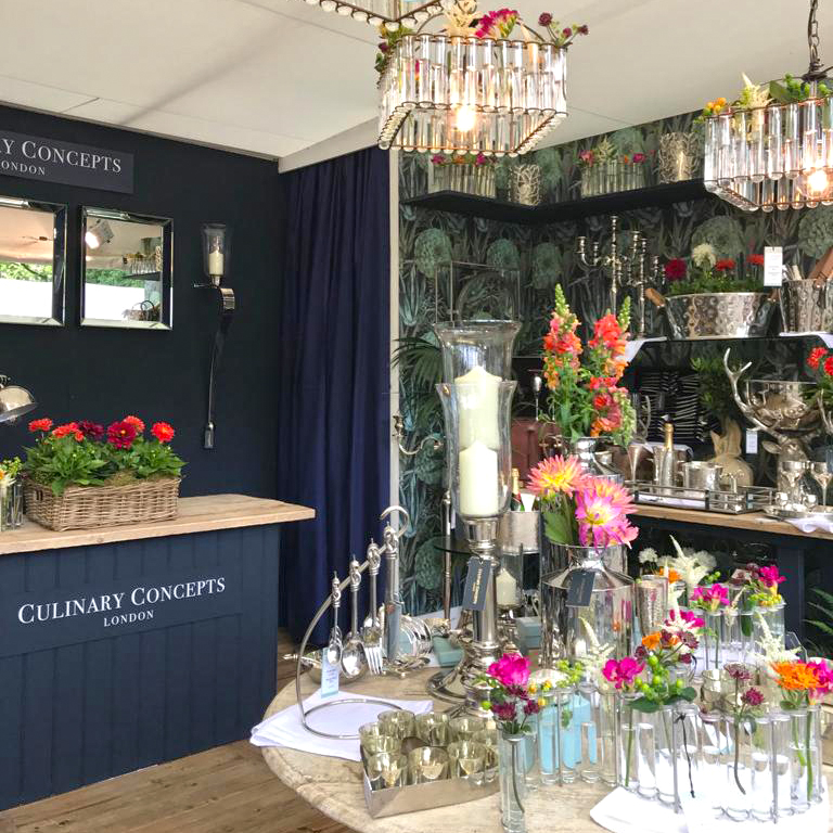 Join Us at the RHS Hampton Court Flower Show
