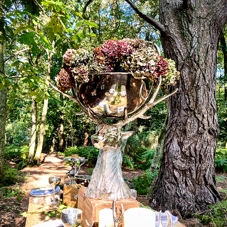 Stag In The Woods Edit - Dressing The Table ...