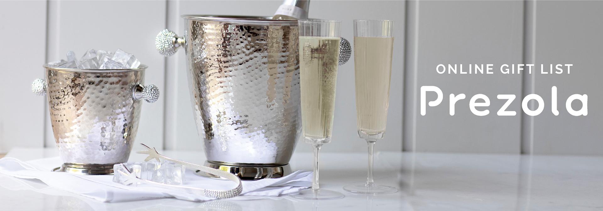Prezola Wedding Gift List Services